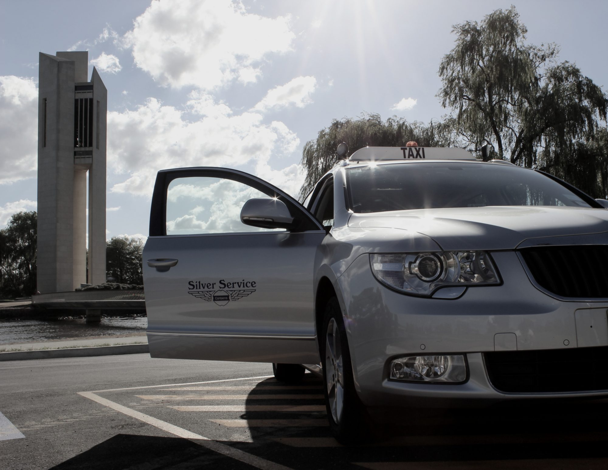 Silver Service Canberra Taxis
